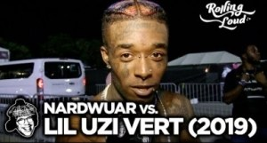 Lil Uzi Vert Talks Bulletproof Tank, Rolling Loud Miami & More With Nardwuar